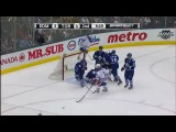 НХЛ 2012. Эдмонтон Ойлерс - Торонто Мейпл Лифс (07.02.2012)